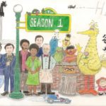ToughPigs Art: Tony Whitaker's First 20 Years of Sesame Street