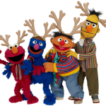 Deck the Halls with a New Sesame Street Christmas Special
