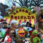 Watch the Muppets Lead Off the Macy's Parade