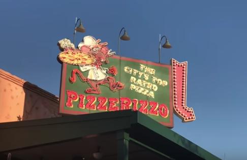 pizzerizzosign
