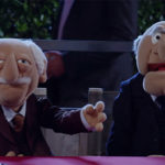 Statler and Waldorf Heckle the Hollywood Bowl