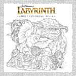 Preview: Labyrinth Coloring Book