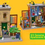 Help Build 123 Sesame Street in LEGO