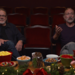 Watch Brian Henson and Dave Goelz Watching Muppet Christmas Carol