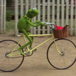 Movin' Right Along Episode 006: Kermit's Third Time Riding a Bicycle