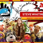 UPDATED: Steve Whitmire to Appear at Pop Culture Conventions This Summer