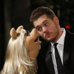 VCR Alert: Miss Piggy Decks the Halls with Michael Bublé