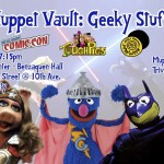 New York Super Week Presents: Muppet Vault Geeky Stuff!