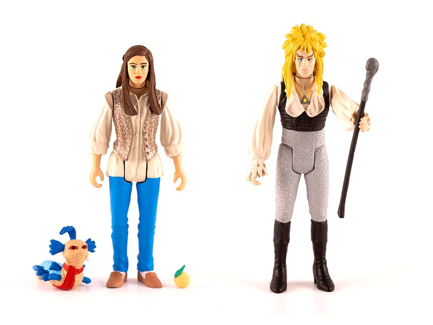 Coming Soon: Retro-Style Labyrinth Figures